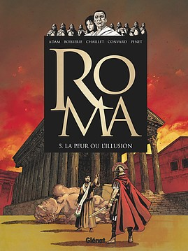Roma T5 A l'origine du mal