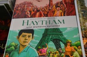 Haytham, une jeunesse syrienne porteuse d'espoir