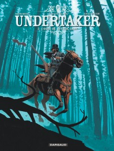 UNDERTAKER Tome 3 (couverture)