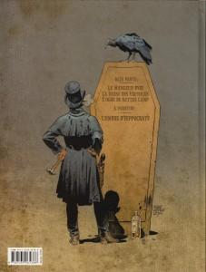Undertaker - 4ème de couverture
