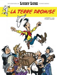Lucky Luke d'après Morris T7 (Achdé, Jul, Morris) – Dargaud – 10,60€