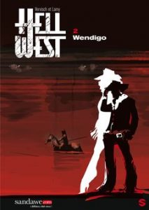 Hell West T2 (Lamy, Vervisch) – Sandawe – 13,50 €