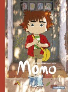 Momo T1 (Hotin, Garnier) – Casterman – 16€