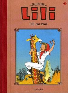 Collection Lili T10 (Blonay, Al. G.) – Hachette – 8,50€