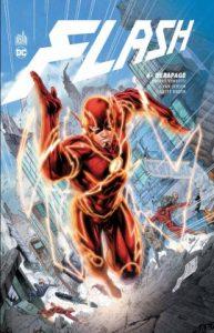 Flash T6 (Venditti, Booth) – Urban Comics – 28€