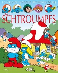 La Grande Imagerie des Héros de BD – Les Schtroumpfs (Delaroche, Boccador) – Fleurus – 7,95€