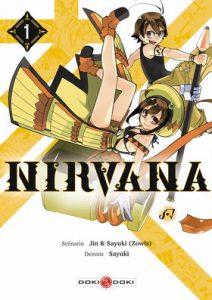 Nirvana T1 (Jin, Sayuki) – Doki Doki – 7,50€
