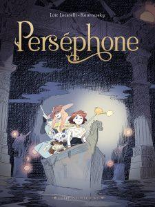 Perséphone (Locatelli-Kournwky) – Delcourt – 17,95€