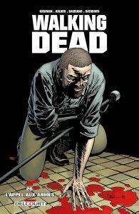 Walking Dead T26 (Kirkman, Adlard, Gaudiano) – Delcourt – 14,95€