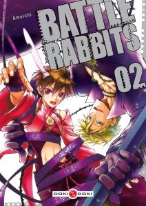 Battle Rabbits T2 (Ameichi) – Doki Doki – 7,50€