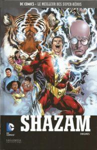DC Comics – Le meilleur des Super-héros T36 – Shazam – Origines (Johns, Frank) – Eaglemoss – 12,99€
