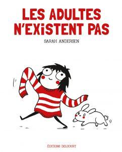 Les adultes n'existent pas (Andersen) – Delcourt – 15,50€