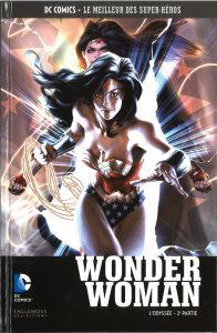 DC Comics – Le meilleur des Super-héros T23 – Wonder Woman – l'odyssée 2ème partie (collectif) – Eaglemoss – 12,99€