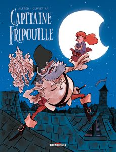 Capitaine Fripouille (Ka, Alfred) – Delcourt – 14,50€