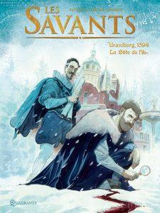 Les Savants T2 (Blengino, Carloni, Isambert, Lainé) – Soleil – 14,95€