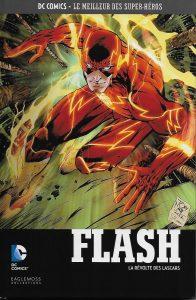 DC Comics – Le meilleur des Super-héros T43 – Flash – la révolte des lascars (Manapul, Buccellato) – Eaglemoss – 12,99€