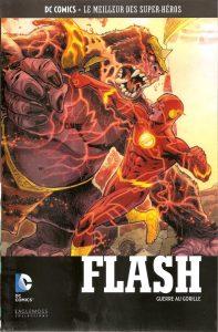 DC Comics – Le meilleur des Super-héros T46 – Flash – guerre au gorille (Manapul, Buccellato) – Eaglemoss – 13,99€