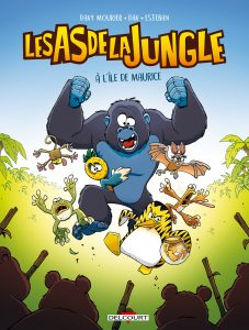 Les As de la Jungle T1 (Mourier, Dav, Esteban) – Delcourt – 10,95€