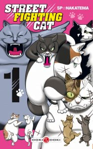 Street Fighting Cat T1 (SP Nakatema) – Doki Doki – 7,50€