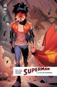 Superman Rebirth T1 (Tomasi, Gleason, Mahnke, Jimenez) – Urban Comics – 17,50€