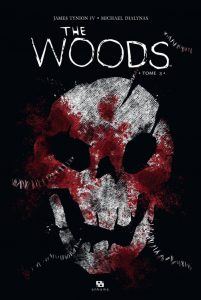 The woods T3 (Tyrion IV, Dialynas) – Ankama – 18,90€