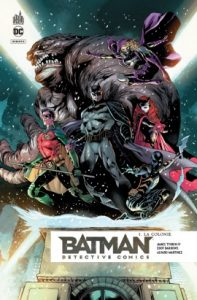 Batman Detective Comics T1 (Tynion IV, Barrows, Martinez) – Urban Comics – 17,50 €
