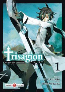 Trisagion T1 (Mizuchi, Shibano) – Doki Doki – 7,50€