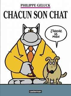 Le Chat T21 (Geluck) – Casterman – 11,95€