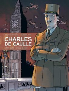 Charles de Gaulle T3 (Le Naour, Plumail) – Grand Angle – 13,90€