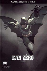 DC Comics – La légende de Batman – L'an zéro 1ère partie (Snyder, Capullo) – Eaglemoss – 2,99€