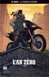 DC Comics – La légende de Batman – L'an zéro 2ème partie (Snyder, Capullo) – Eaglemoss – 8,99€