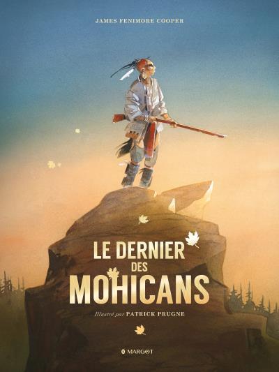 Le dernier des Mohicans (Cooper, Prugne) – Margot – 25€