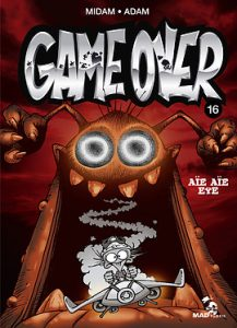Game Over T16 (Midam, Adam, collectif) – Glénat – 10,95€