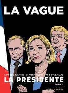 La présidente T3 (Durpaire, Muller, Boudjellal) – Les Arènes – 20€