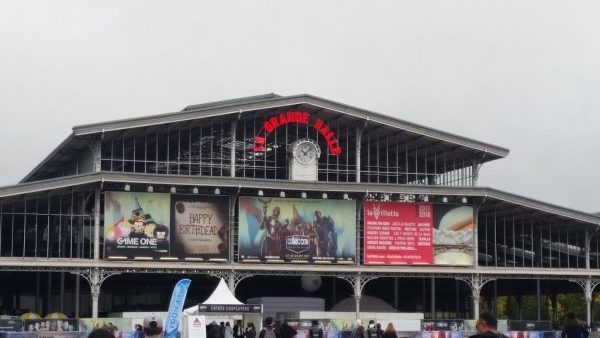 Comic Con Paris 2017: carton (trop?) plein