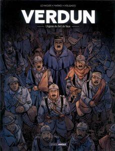 Verdun T2 (Le Naour, Marko, Holgado, Bouet) – Bamboo – 13,9 €