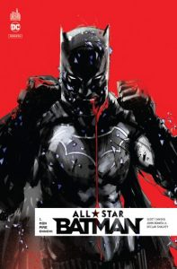 All Star Batman T1 (Snyder, Romita Jr, Shalvey) – Urban Comics – 17,50 €