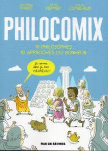 Philocomix (Vermer, Thivet, Combeaud) – Rue de Sèvres – 18€