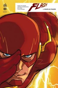 Flash Rebirth T1 (Williamson, Di Giandomenico) – Urban Comics – 19€