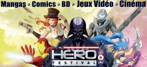 Saison 4 du Hero Festival sur Marseille