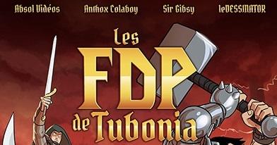 Rencontre avec leDESSINATOR pour les FDP de Tubonia