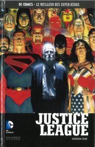 DC Comics – Le meilleur des Super-héros T57 – Justice League – Kingdom Come (Waid, Ross) – Eaglemoss – 13,99€