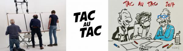 L'émission Tac au Tac revient en janvier 2018 sur la chaîne Museum