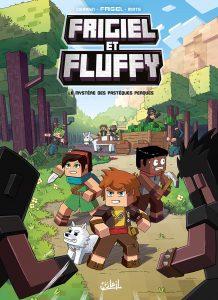 Frigiel & Fluffy T1 (Derrien, Frigiel, Minte) – Soleil – 10,95€