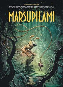 Marsupilami, des histoires courtes par …T1 (collectif) – Dupuis – 19€