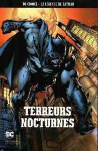 DC Comics – La légende de Batman – Terreurs nocturnes (Jenkins, Finch) – Eaglemoss – 12,99€