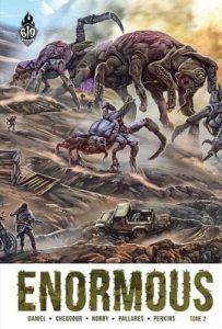 Enormous T2 (Cheggour, Daniel) – Ankama – 15,90€