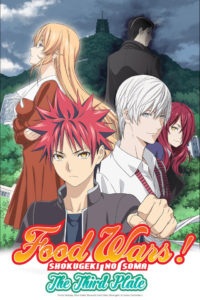 Food Wars (Shokugeki no Soma) – studio: JC staff