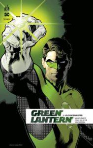 Green Lantern Rebirth T1 (Venditti, Van Sciver, Sandoval) – Urban Comics – 17,50€