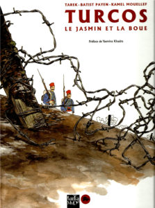 Turcos, Le Jasmin et La Boue (Mouellef, Tarek, Batist) – Tartamudo – 14€